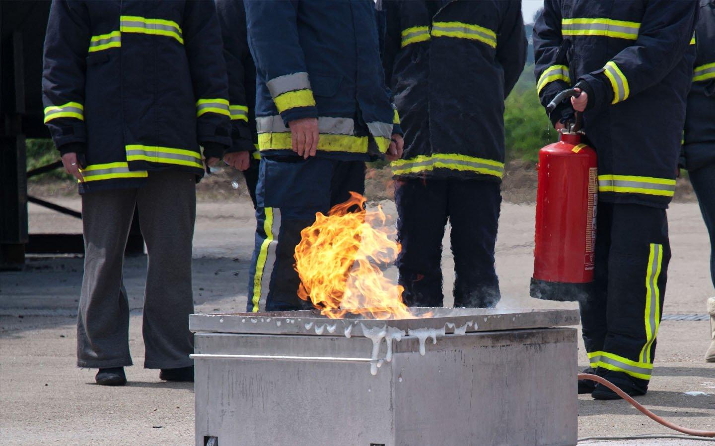 Fire Extinguisher Online Certification