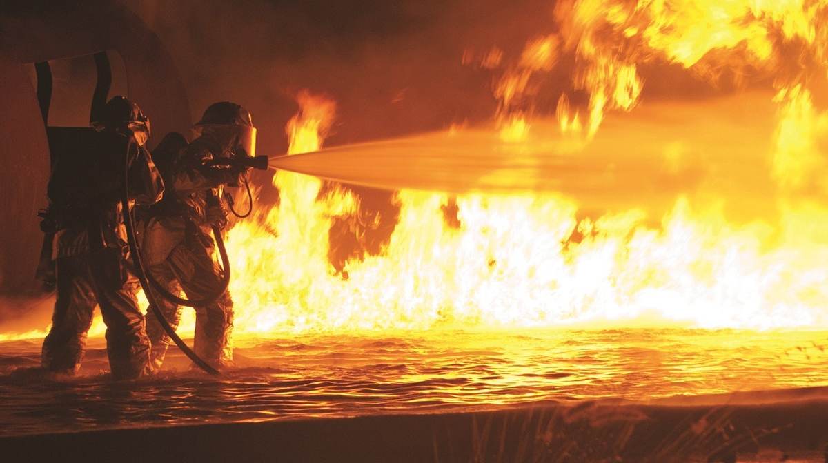 Firefighting courses online certifications training