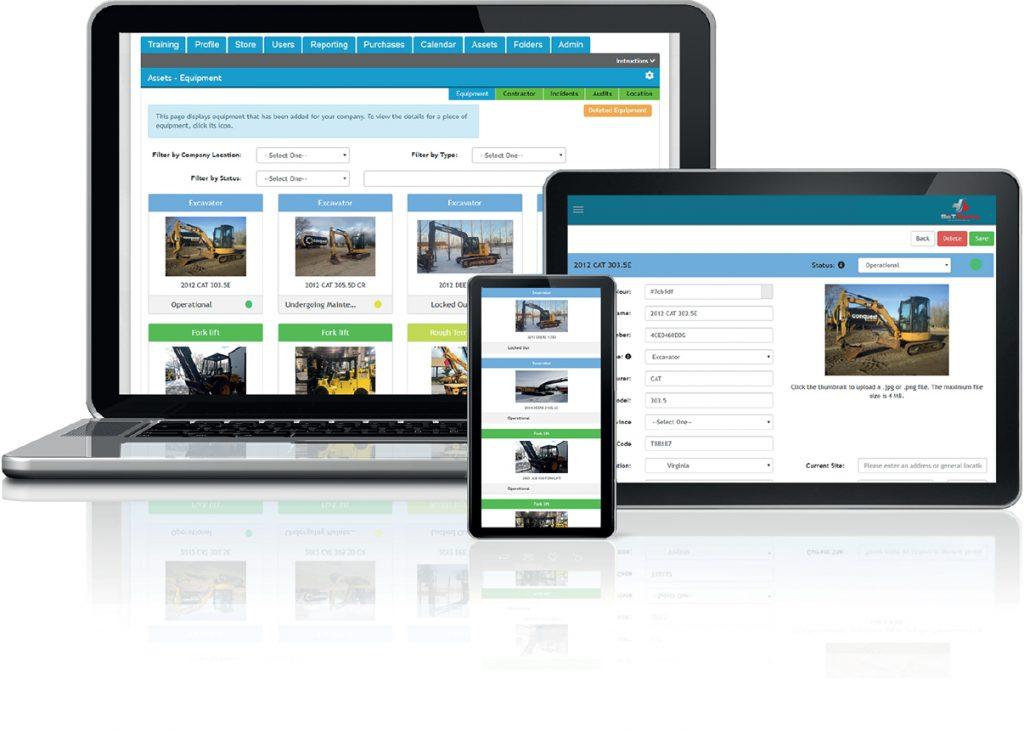Equipment Management Software