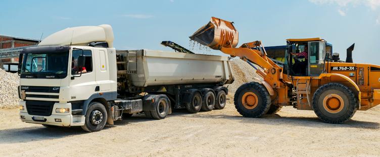 Construction Heavy Equipment Mileage Tracker