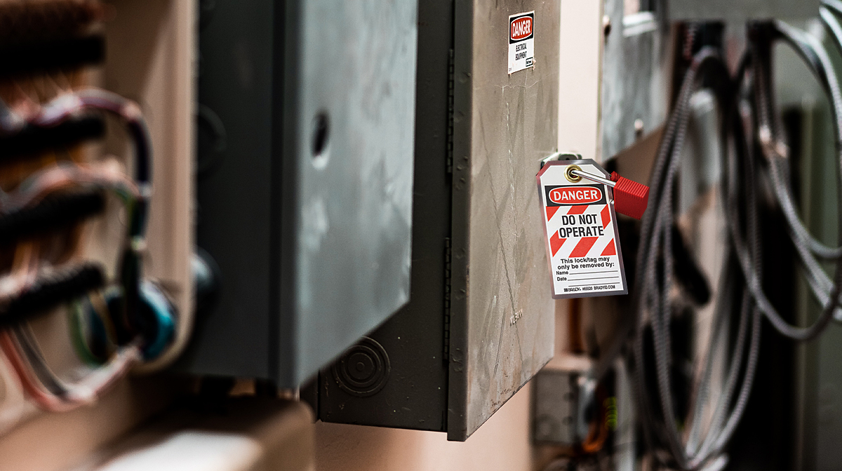 OSHA's Control of Hazardous Energy Standard - Lock-Out/Tag-Out