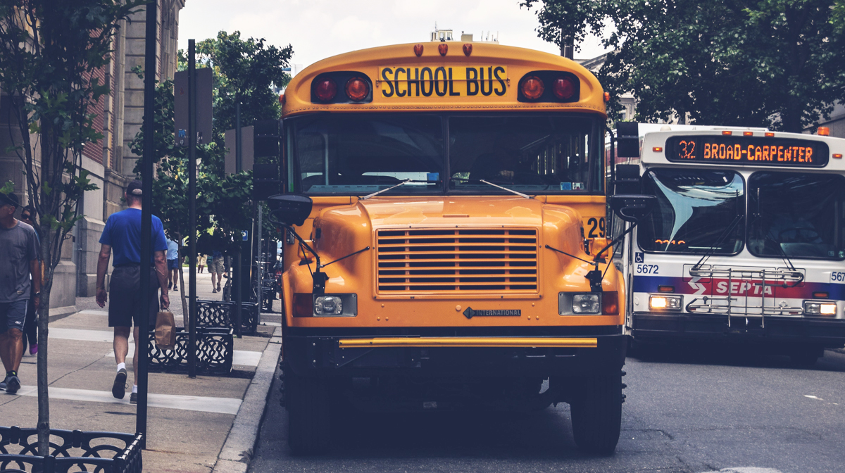 School Buses Drivers – Certificate Training Courses