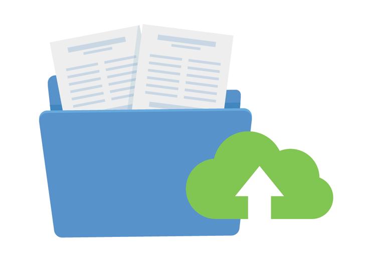 Cloud document storage