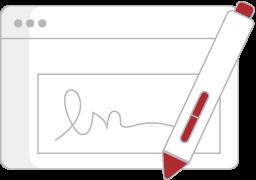 Integrate Digital Signature