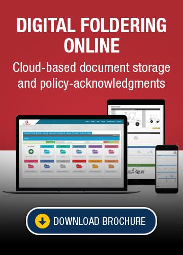 Digital Folders Online Tool