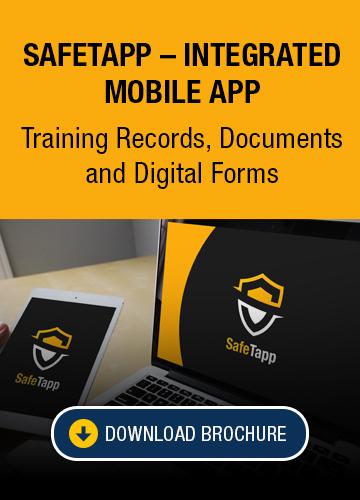 SafeTapp - Training Records