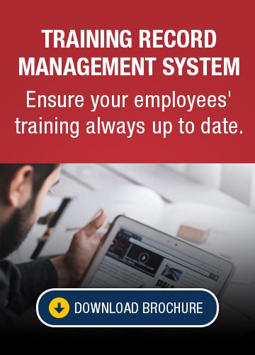Training Record Management System Online